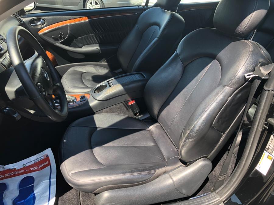 Used Mercedes-Benz CLK-Class 2dr Cabriolet 3.5L 2008 | Chip's Auto Sales Inc. Milford, Connecticut