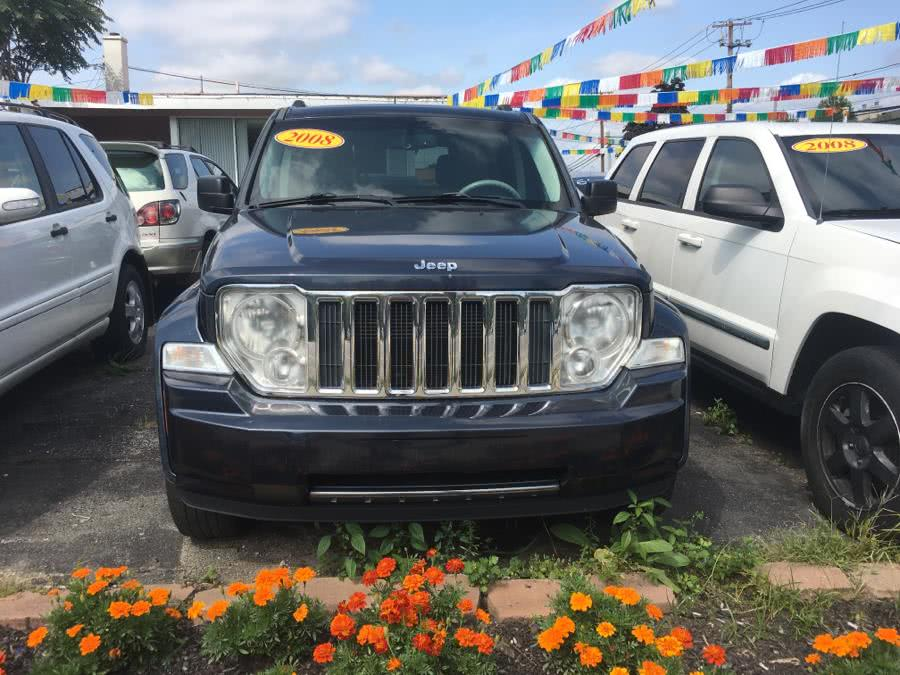 Used Jeep Liberty RWD 4dr Limited 2008 | Boss Auto Sales. West Babylon, New York