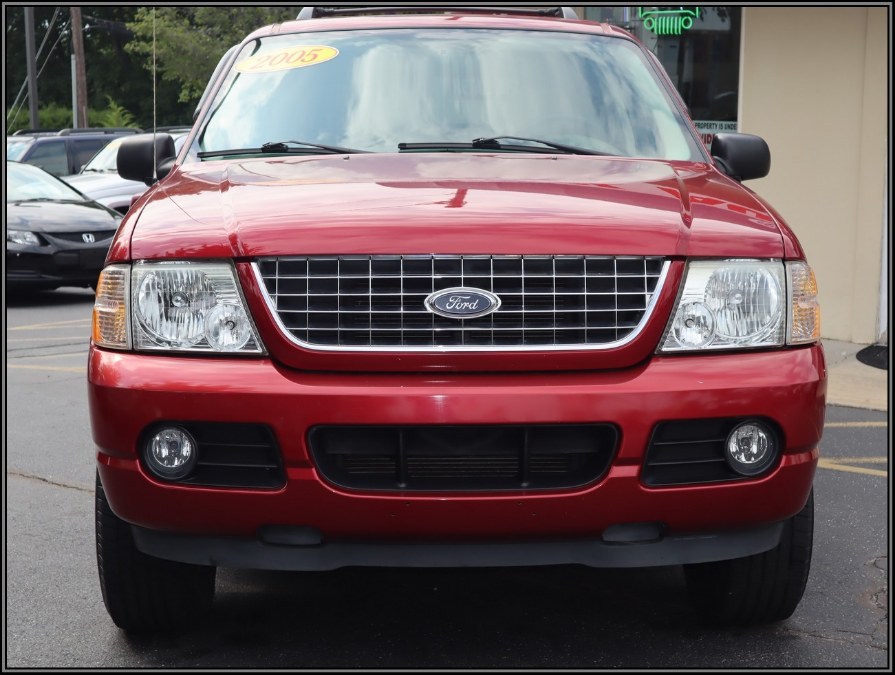"""Used Ford Explorer 4dr 114"""" WB 4.0L XLT 4WD 2005 