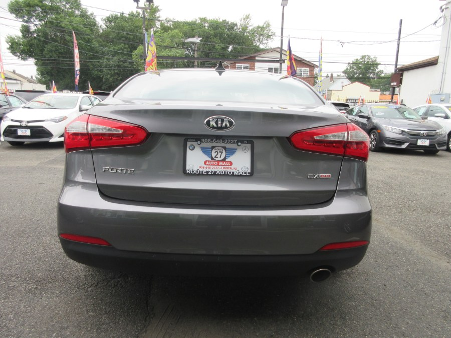 Used Kia Forte 4dr Sdn Auto EX 2016   Route 27 Auto Mall. Linden, New Jersey