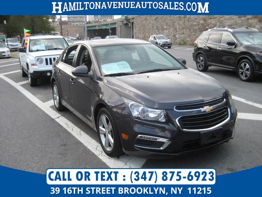 Used Chevrolet Cruze 4dr Sdn Auto 2LT 2014 | Hamilton Avenue Auto Sales DBA Nyautoauction.com. Brooklyn, New York