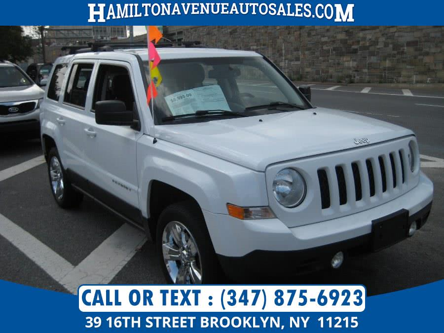 2015 Jeep Patriot 4WD 4dr Latitude, available for sale in Brooklyn, NY
