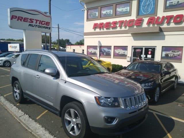 Used Jeep Compass High Altitude 2016   Prestige Auto Cars LLC. New Britain, Connecticut