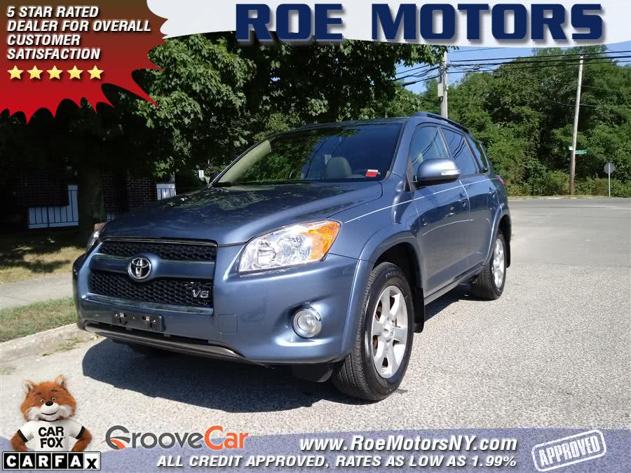 Used 2011 Toyota RAV4 in Shirley, New York | Roe Motors Ltd. Shirley, New York