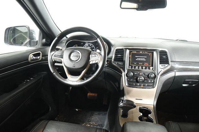 2014 Jeep Grand Cherokee Overland photo