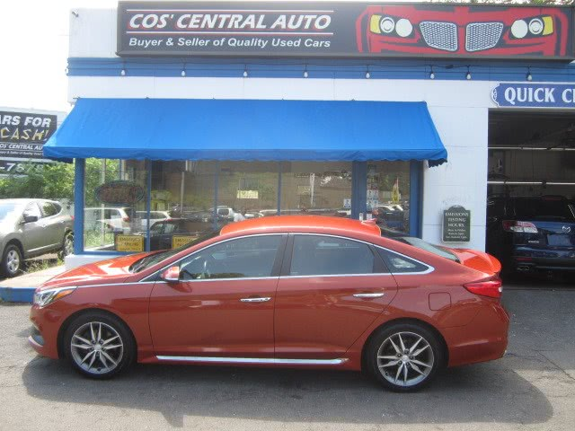 Used 2015 Hyundai Sonata in Meriden, Connecticut | Cos Central Auto. Meriden, Connecticut