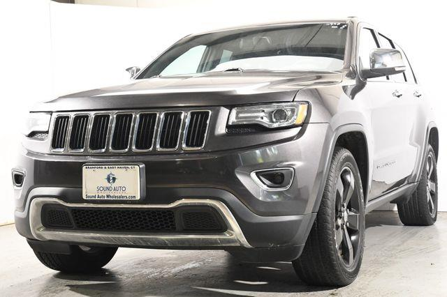 The 2015 Jeep Grand Cherokee Limited w/ 20
