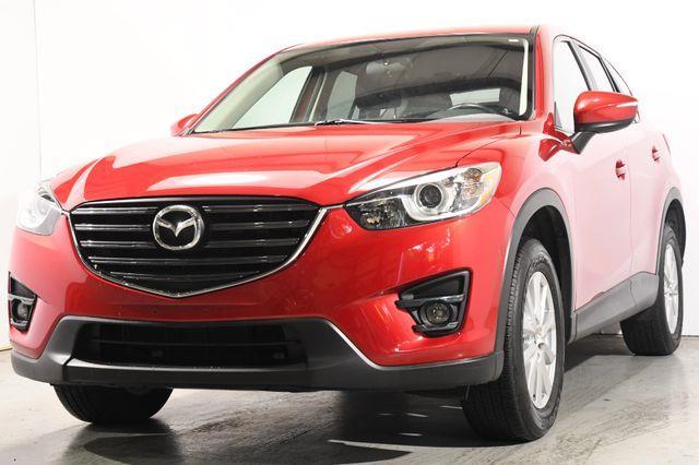 The 2016 Mazda CX-5 Touring photos