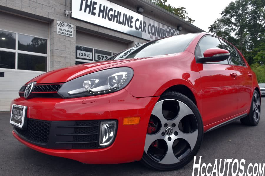 Used Volkswagen GTI 4dr HB DSG PZEV 2012   Highline Car Connection. Waterbury, Connecticut