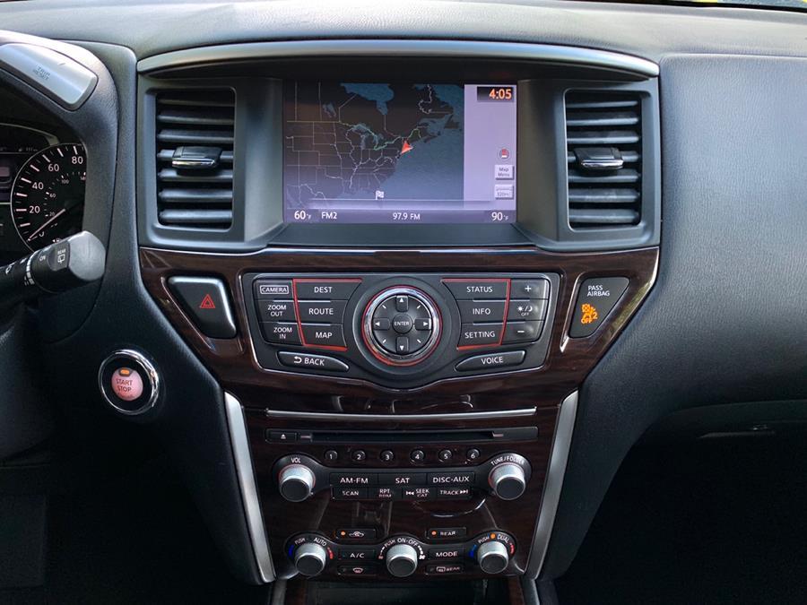 Used Nissan Pathfinder 4WD 4dr SL 2015 | Luxury Motor Club. Franklin Square, New York