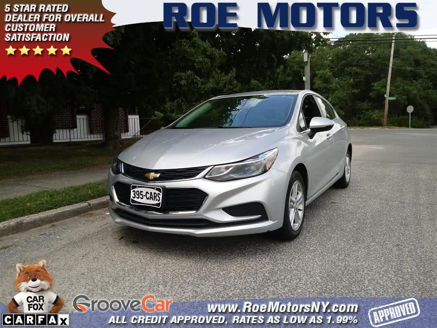 Used 2017 Chevrolet Cruze in Shirley, New York | Roe Motors Ltd. Shirley, New York
