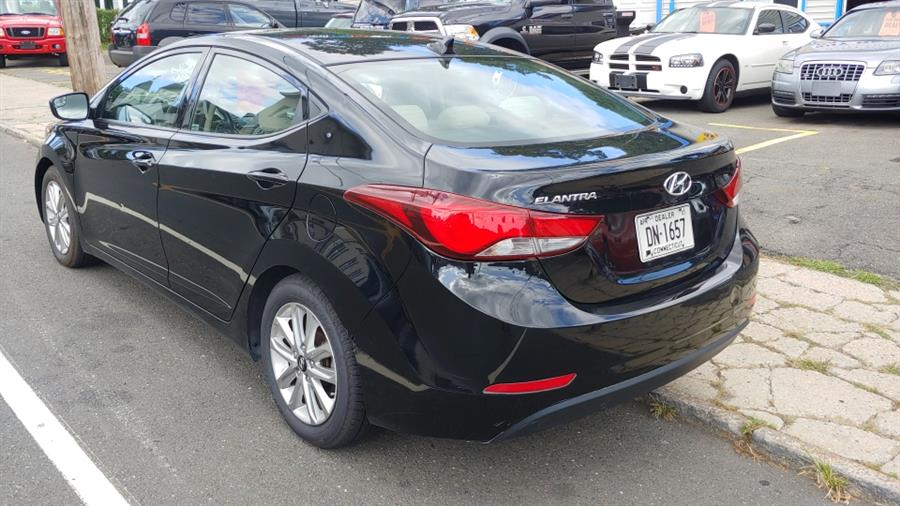 2016 Hyundai Elantra 4dr Sdn Auto SE (Ulsan Plant), available for sale in Ansonia, CT