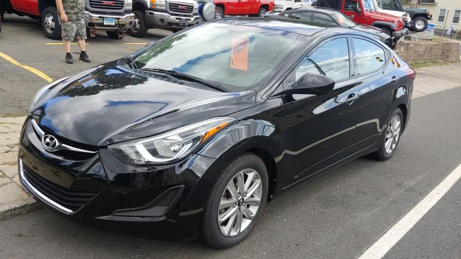 Used 2016 Hyundai Elantra in Ansonia, Connecticut