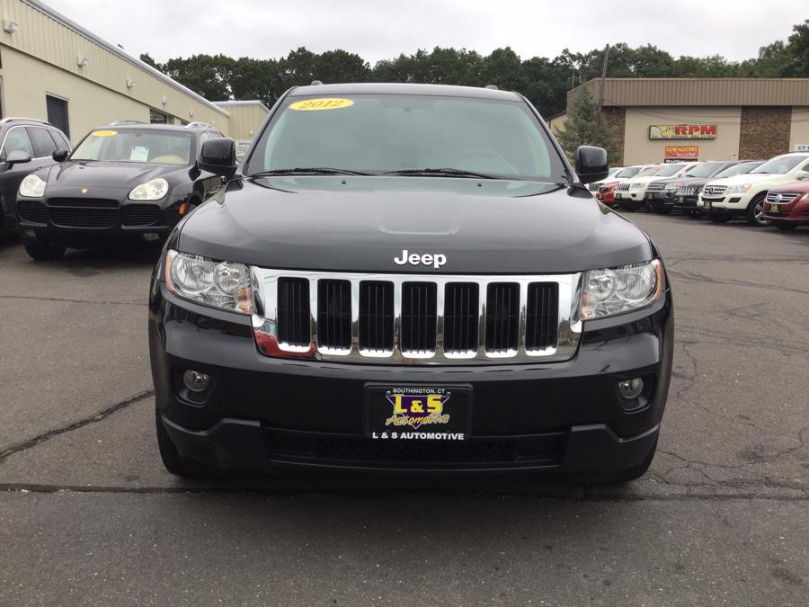 Used Jeep Grand Cherokee 4WD 4dr Laredo 2012 | L&S Automotive LLC. Plantsville, Connecticut