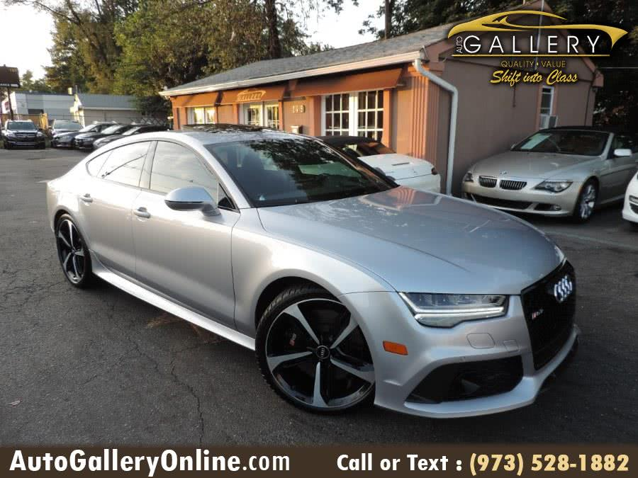 Used Audi RS 7 4dr HB Prestige 2016 | Auto Gallery. Lodi, New Jersey