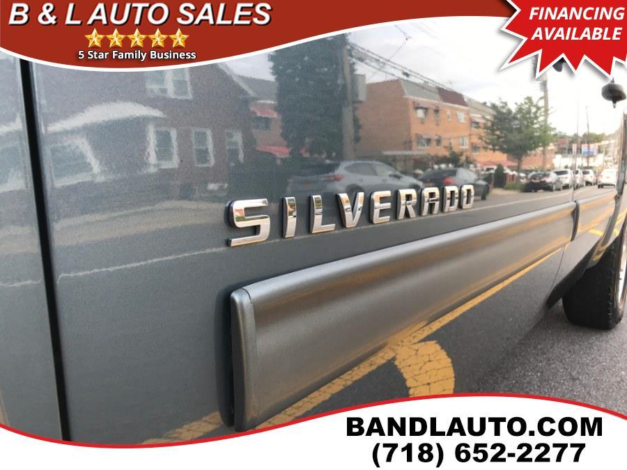 "Used Chevrolet Silverado 1500 4WD Crew Cab 143.5"" LT 2011 | B & L Auto Sales LLC. Bronx, New York"