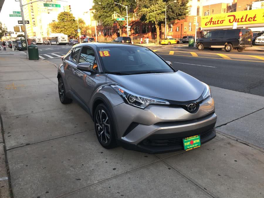 Used 2018 Toyota C-HR in Jamaica, New York | Sylhet Motors Inc.. Jamaica, New York