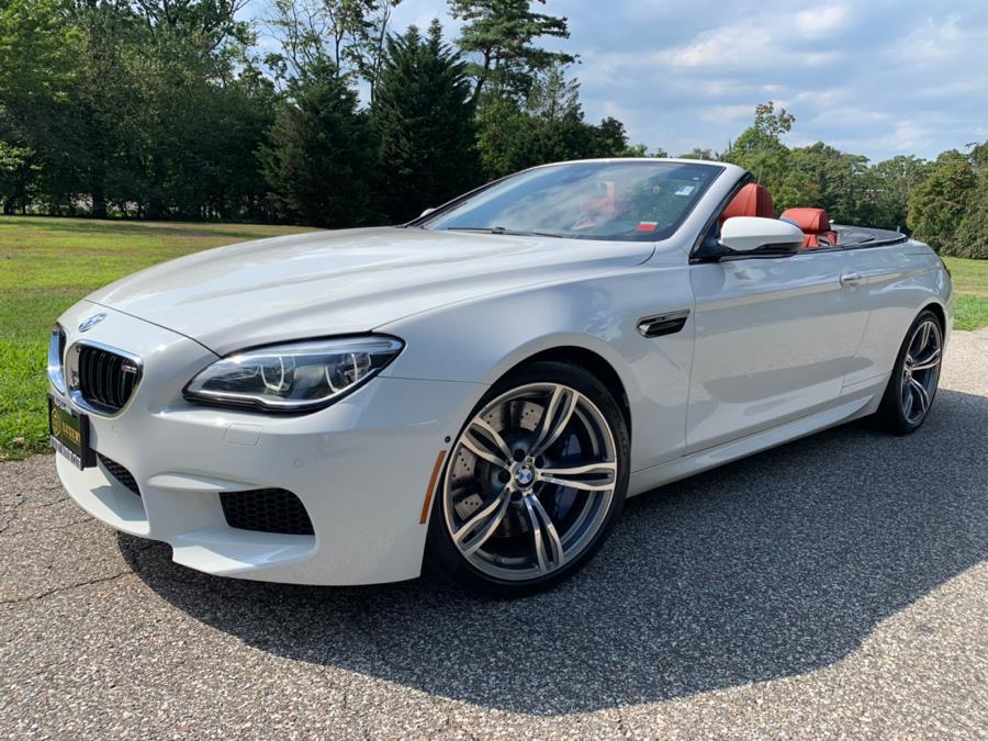Used BMW M6 2dr Conv 2016 | Luxury Motor Club. Franklin Square, New York