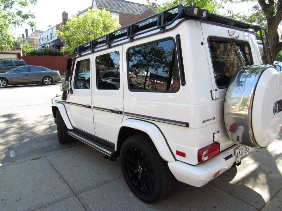 Used Mercedes-Benz G-Class 4MATIC 4dr AMG G 65 2016 | Deals on Wheels International Auto. Levittown, Pennsylvania