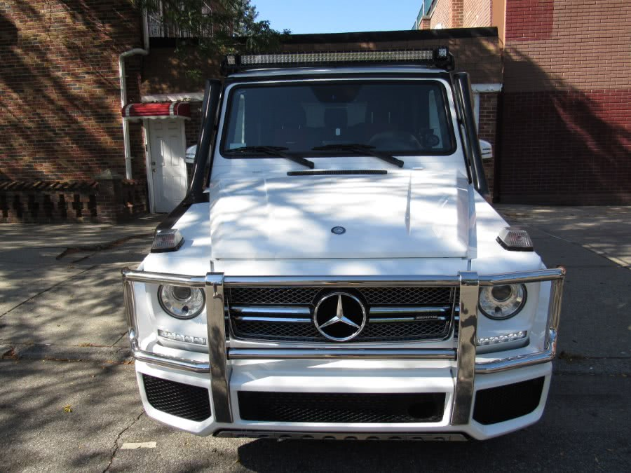 Used 2016 Mercedes-Benz G-Class in Levittown, Pennsylvania | Deals on Wheels International Auto. Levittown, Pennsylvania