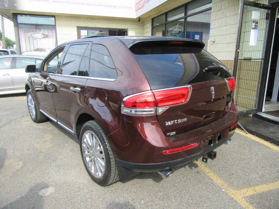 Used Lincoln MKX AWD 4dr 2012 | Royalty Auto Sales. Little Ferry, New Jersey