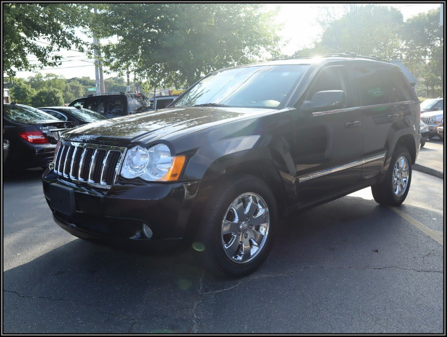 Used Jeep Grand Cherokee 4WD 4dr Limited 2008 | My Auto Inc.. Huntington Station, New York