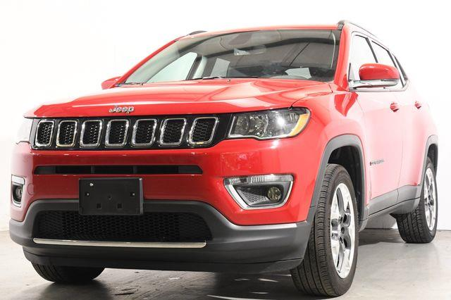 The 2019 Jeep Compass Limited photos
