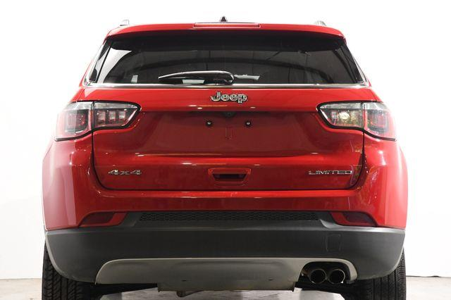 2019 Jeep Compass Limited photo