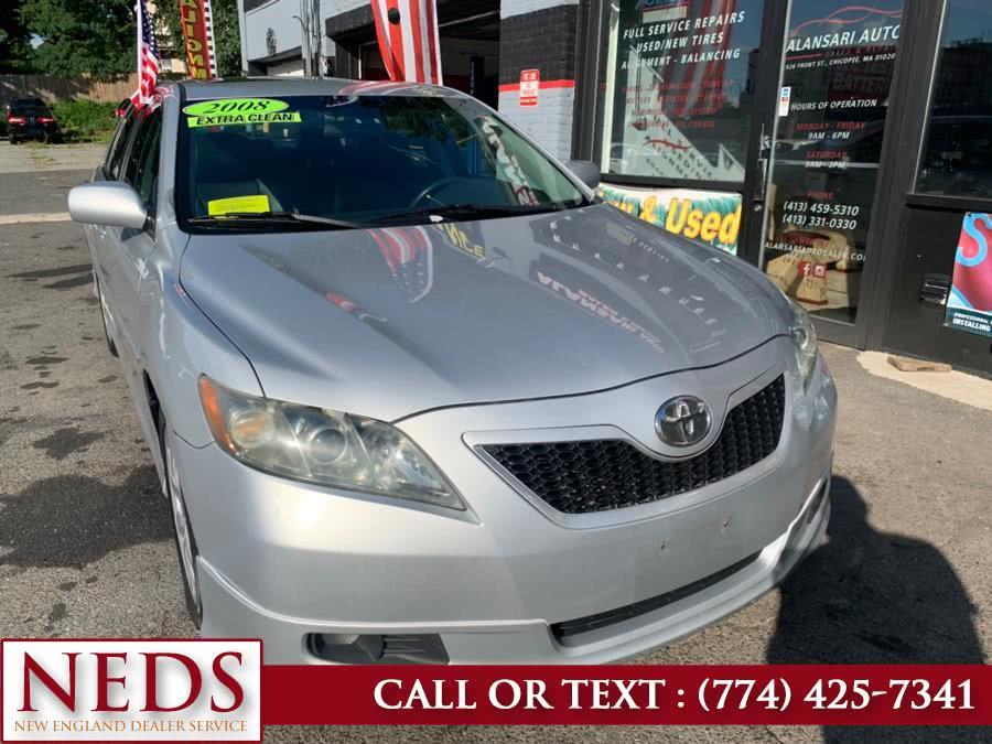 Used 2007 Toyota Camry in Indian Orchard, Massachusetts | New England Dealer Services. Indian Orchard, Massachusetts