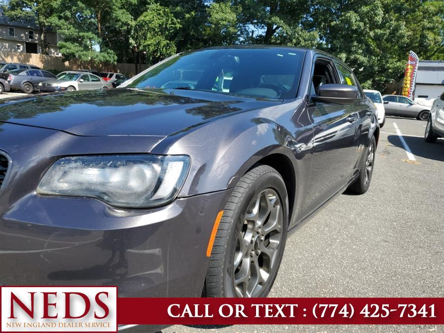 Used Chrysler 300 4dr Sdn 300S AWD 2015 | New England Dealer Services. Indian Orchard, Massachusetts
