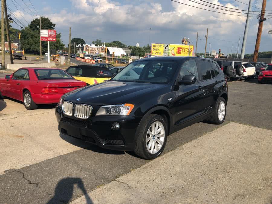 Used BMW X3 AWD 4dr xDrive28i 2013 | Dean Auto Sales. W Springfield, Massachusetts