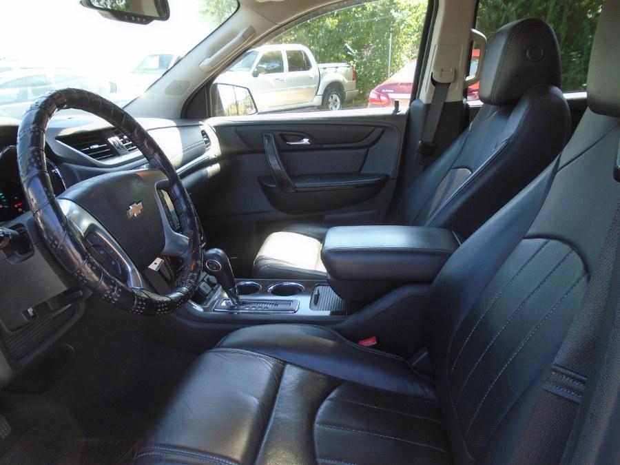 Used Chevrolet Traverse AWD 4dr LTZ 2016 | Dealertown Auto Wholesalers. Milford, Connecticut