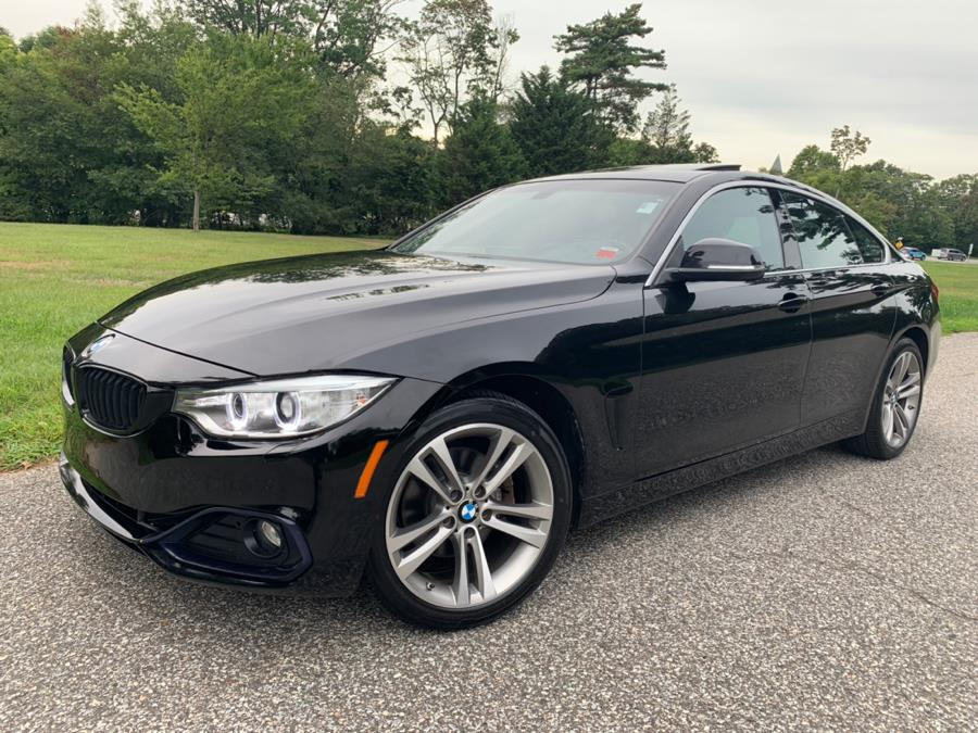 Used BMW 4 Series 4dr Sdn 428i xDrive AWD Gran Coupe SULEV 2016 | Luxury Motor Club. Franklin Square, New York