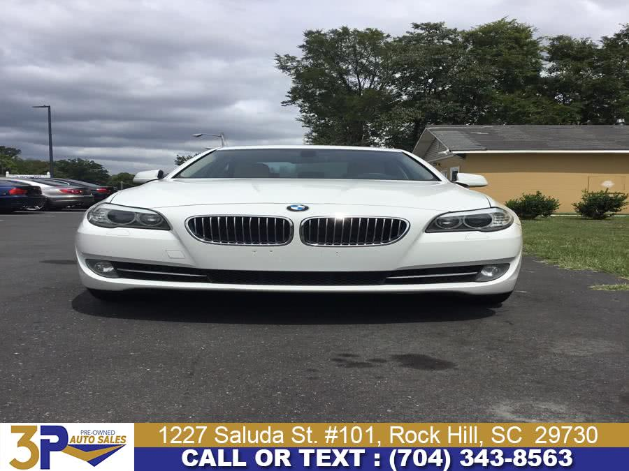 Used 2012 BMW 5 Series in Rock Hill, South Carolina | 3 Points Auto Sales. Rock Hill, South Carolina