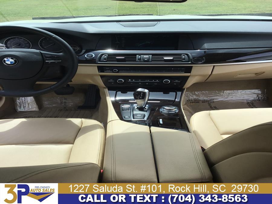 Used BMW 5 Series 4dr Sdn 528i xDrive AWD 2012 | 3 Points Auto Sales. Rock Hill, South Carolina