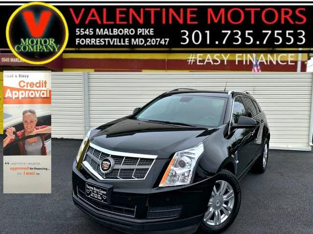 Used Cadillac Srx Luxury Collection 2011 | Valentine Motor Company. Forestville, Maryland