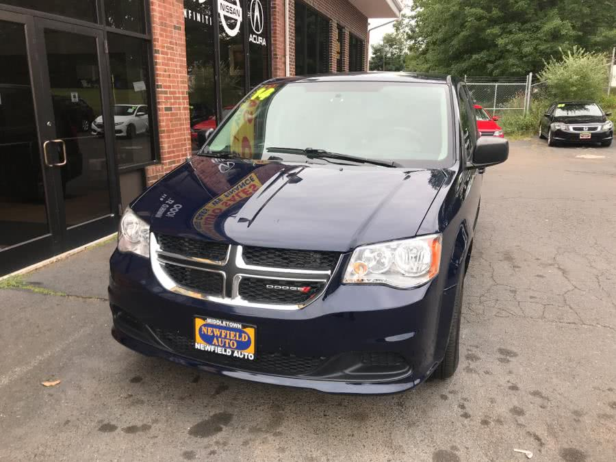 Used Dodge Grand Caravan 4dr Wgn American Value Pkg 2014 | Newfield Auto Sales. Middletown, Connecticut
