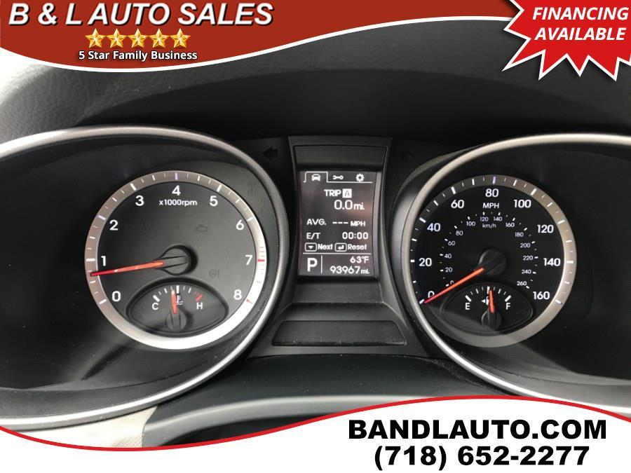 Used Hyundai Santa Fe AWD 4dr Sport 2013   B & L Auto Sales LLC. Bronx, New York