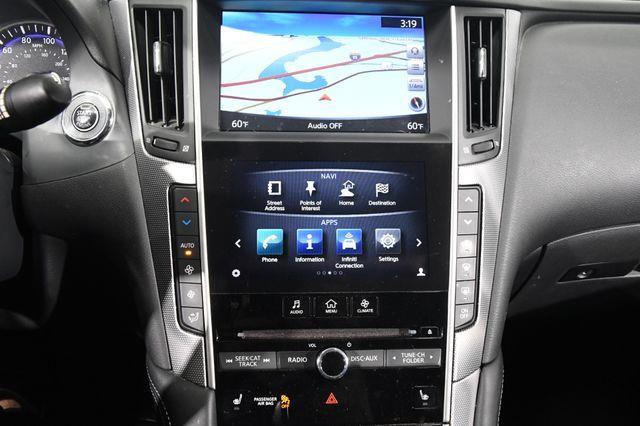 2015 Infiniti Q50 Premium w/ Nav & Heated Seats photo