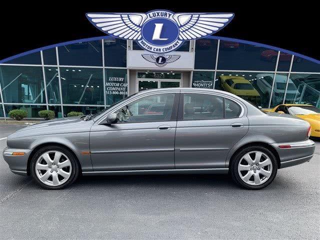 Used Jaguar X-type  2006   Luxury Motor Car Company. Cincinnati, Ohio