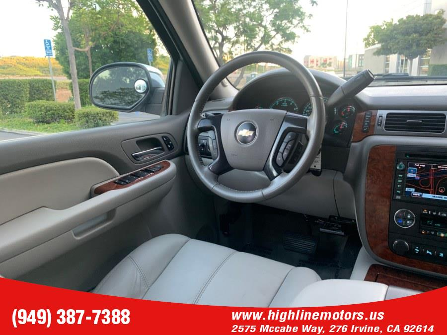 Used Chevrolet Tahoe 4WD 4dr 1500 LTZ 2007 | High Line Motors LLC. Irvine, California