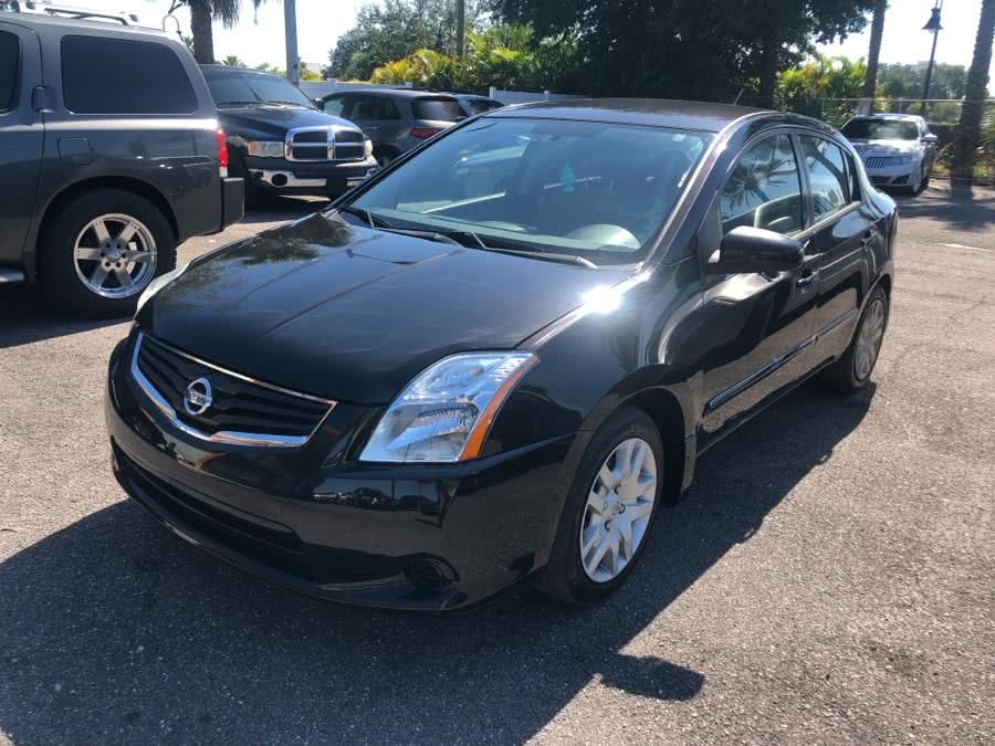 Used Nissan Sentra 4dr Sdn I4 CVT 2.0 2010 | Central florida Auto Trader. Kissimmee, Florida
