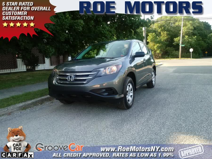 Used 2014 Honda CR-V in Shirley, New York | Roe Motors Ltd. Shirley, New York