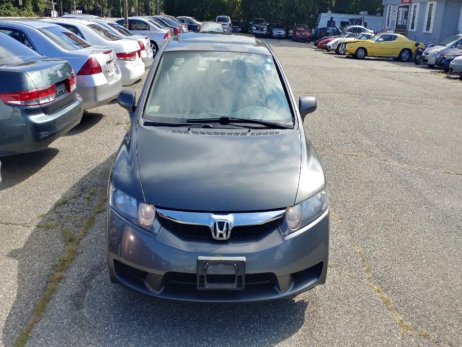 Used Honda Civic Sdn 4dr Man EX 2009 | Matts Auto Mall LLC. Chicopee, Massachusetts