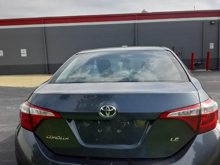 Used Toyota Corolla 4dr Sdn CVT LE (Natl) 2015   A-Tech. Medford, Massachusetts