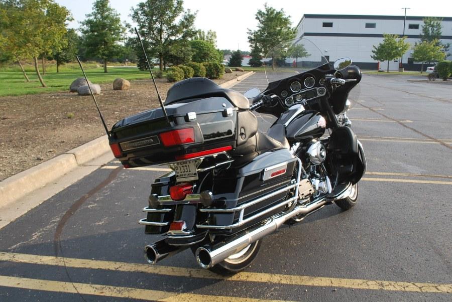 Used Harley Davidson FLHTCU ULTRA CLASSIC 2007 | Showcase of Cycles. Plainfield, Illinois