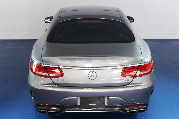 Used Mercedes-Benz S-Class 2dr Cpe S 63 AMG 4MATIC 2015 | Icon World LLC. Newark , New Jersey