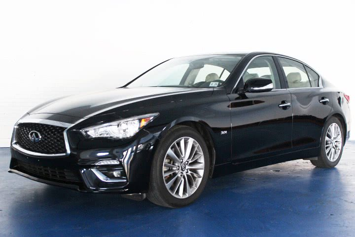 Used 2018 INFINITI Q50 in Newark , New Jersey | Icon World LLC. Newark , New Jersey