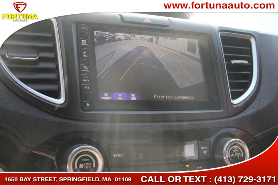Used Honda CR-V EX-L 2015 | Fortuna Auto Sales Inc.. Springfield, Massachusetts