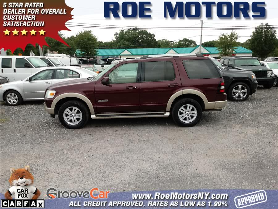Used 2007 Ford Explorer in Shirley, New York | Roe Motors Ltd. Shirley, New York